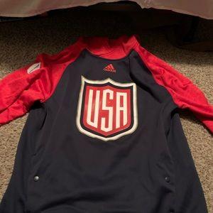 Team USA World Cup of Hockey Hoodie
